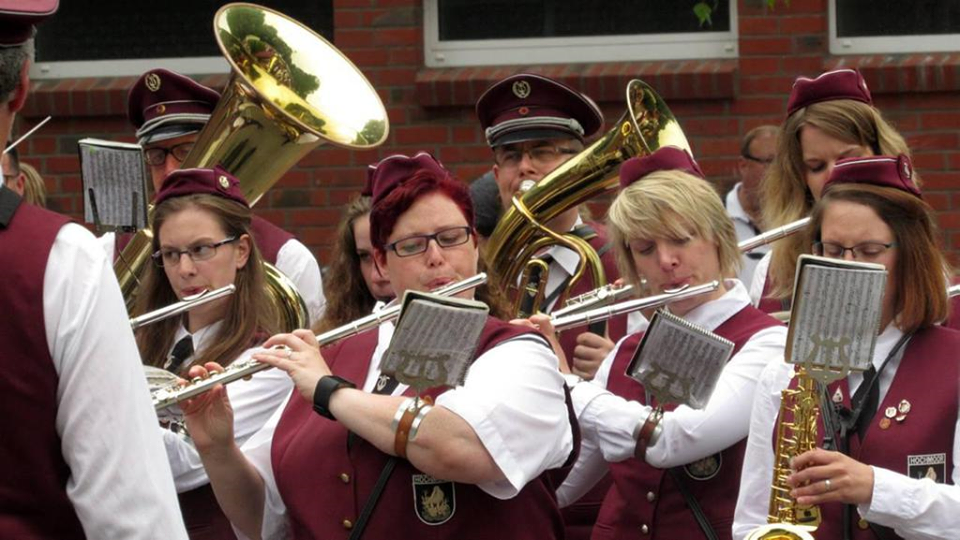 Hochmoor Schützenfest Flöten