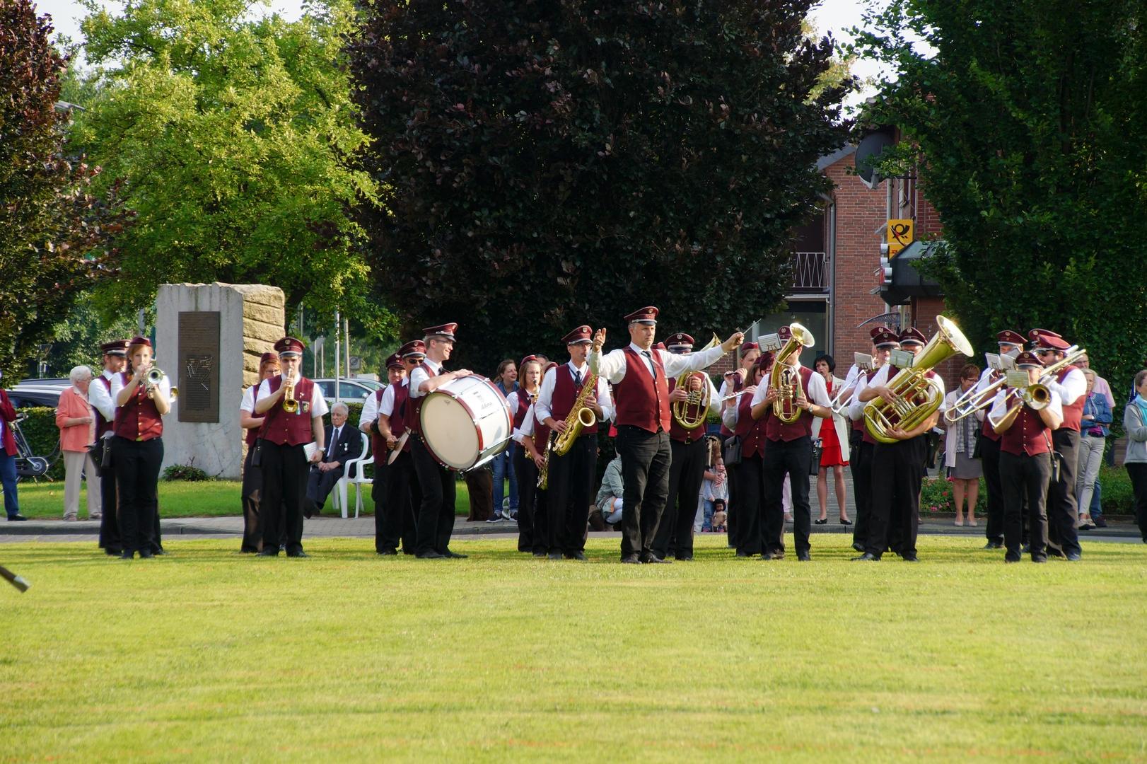 Hochmoor Schützenfest Jubiläum 2