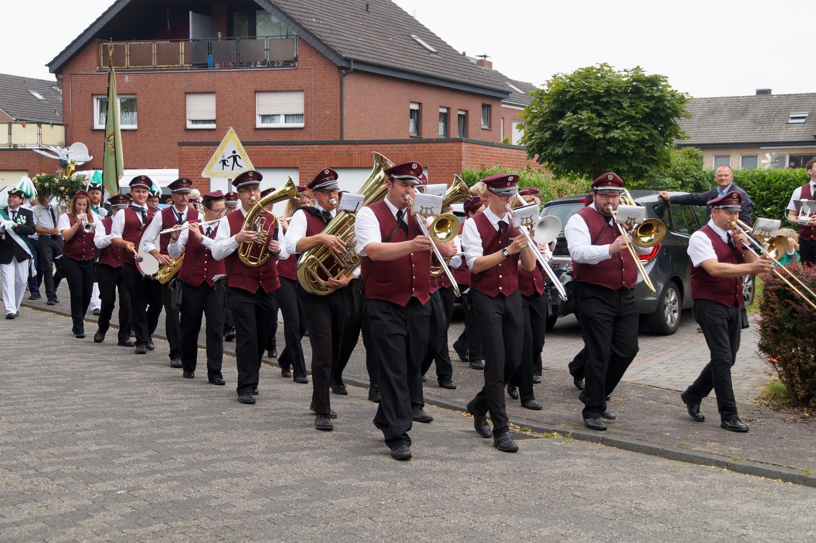 Hochmoor Schützenfest Parade 3