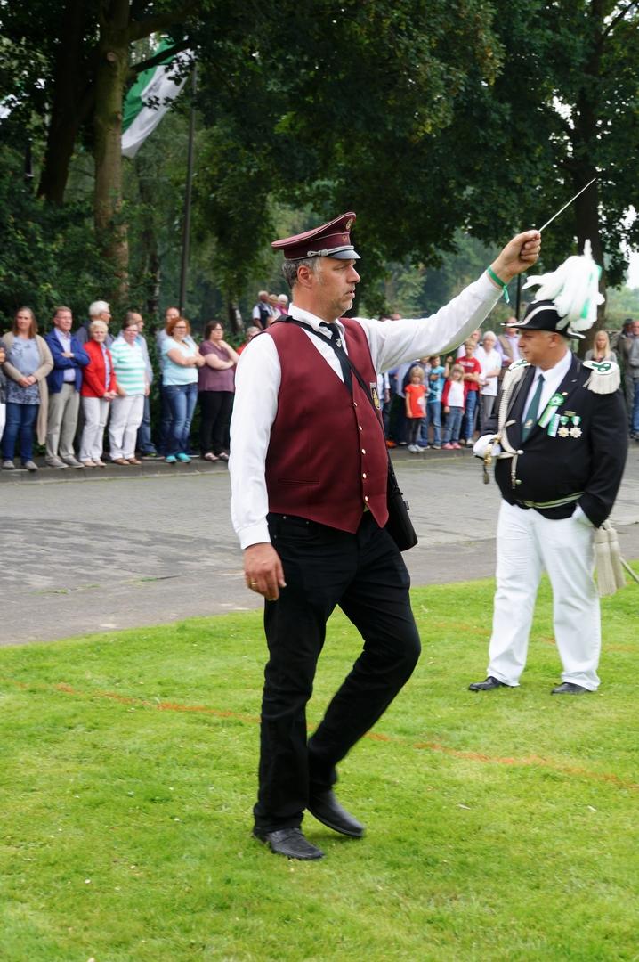 Hochmoor Schützenfest Parade 4