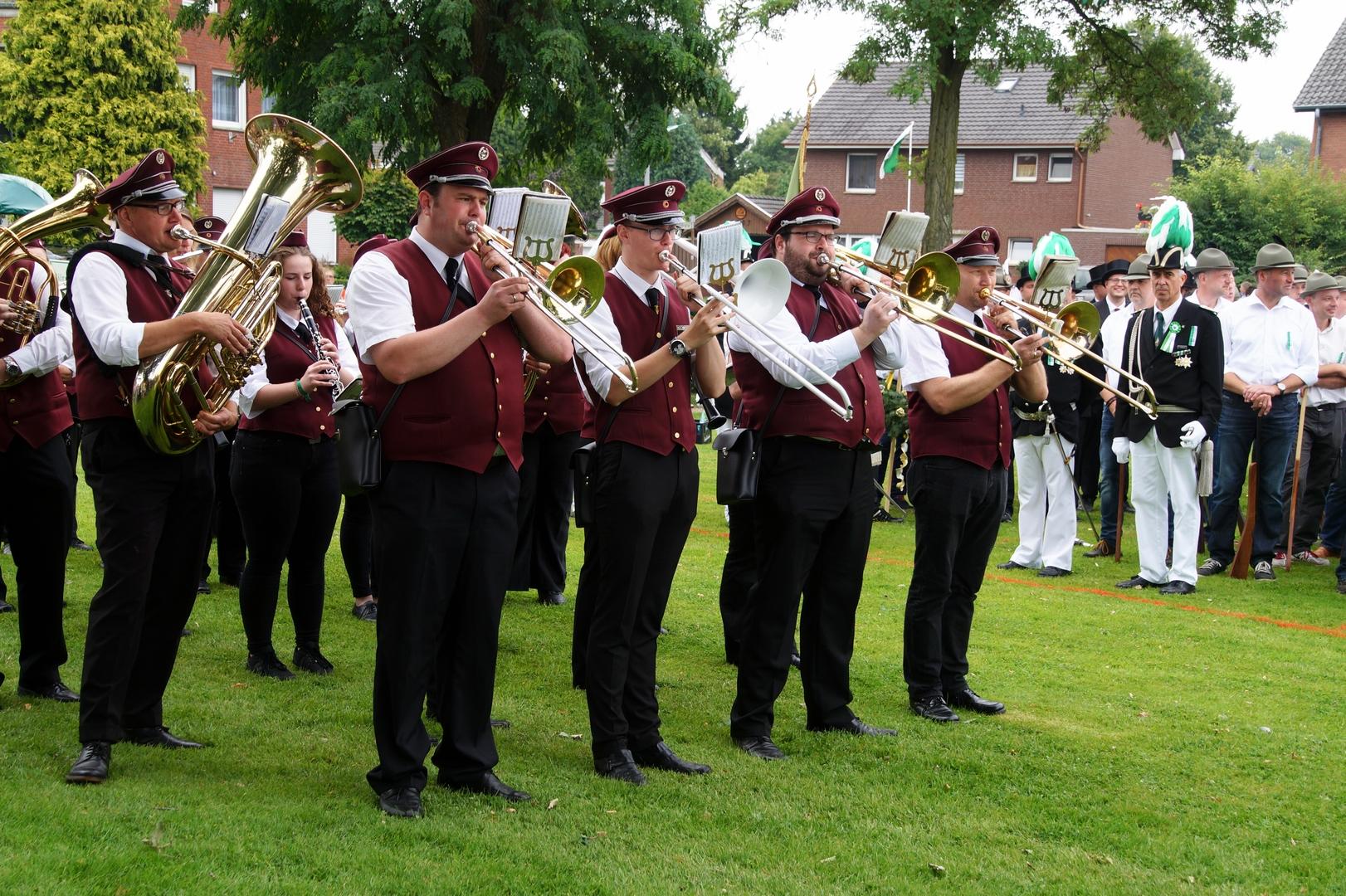 Hochmoor Schützenfest Parade 5